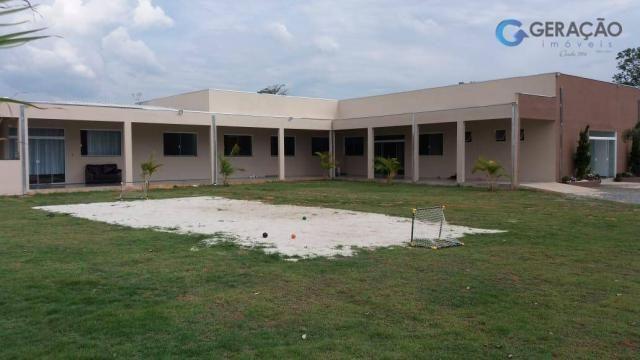 Area com 12000 m²´ área construída 600m² casa com 2 dormitórios - Foto 13