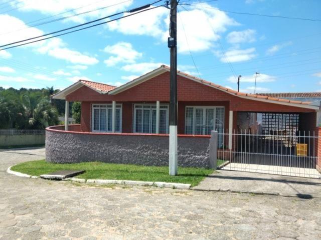 Casa à venda com 3 dormitórios em Industrial norte, Rio negrinho cod:CCC - Foto 3