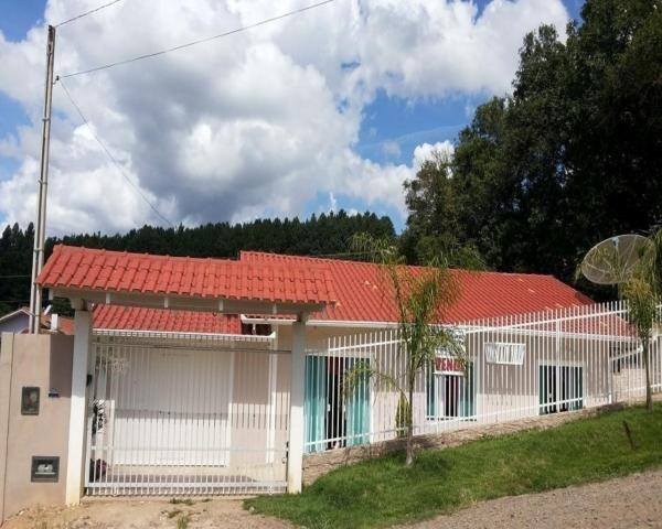 Casa à venda com 4 dormitórios em Quitandinha, Rio negrinho cod:CTQ - Foto 4