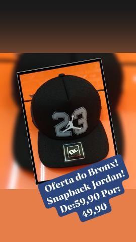 Boné 23 Jordan Aba Curva com Tela e Regulagem b38888f64b9