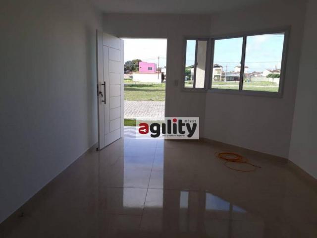 Casa com 3 dormitórios para alugar, 95 m² por r$ 1.400/mês - liberdade - parnamirim/rn - Foto 4