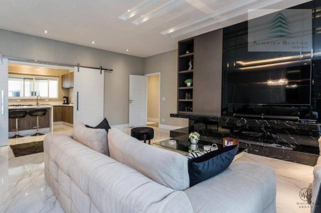 Apartamento à venda, 185 m² por r$ 1.549.000,00 - campo comprido - curitiba/pr - Foto 10