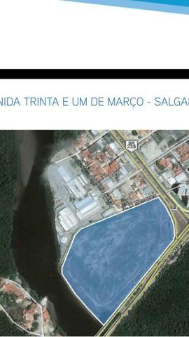 Área (terreno) Comercial/Residência na Av. Beira Mar