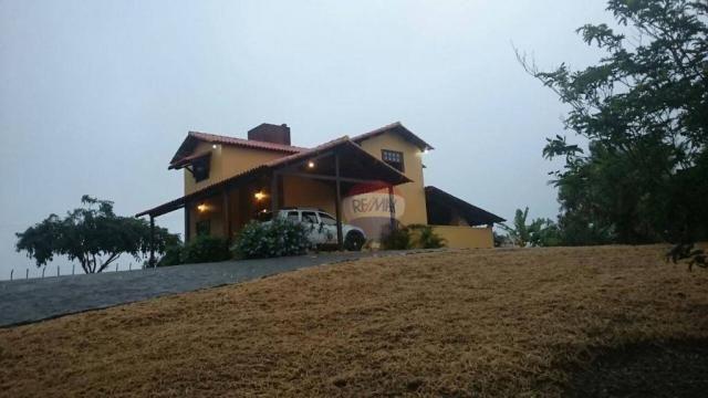Chácara com 2 dormitórios à venda, 20000 m² por r$ 480.000 - insurreição - sairé/pe - Foto 3