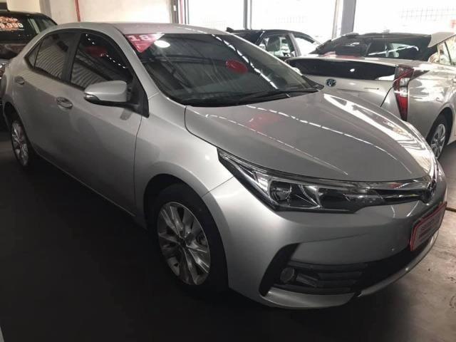 Toyota Corolla 27.000KM! XEi Automático - Modelo Novo - 2018 Só comigo via * - Foto 7