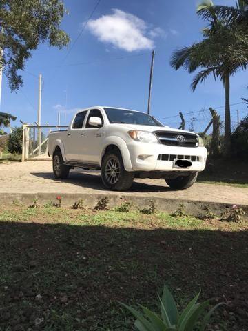 Toyota Hilux SRV 4x4 3.0 Turbo Diesel - R$55.000+DOCS