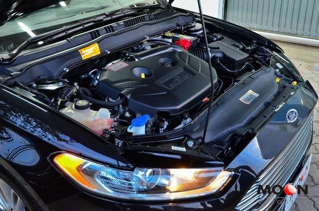 Ford Fusion 2.0 GTDi Titanium Teto solar revisado estado excelente!! - Foto 5