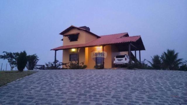 Chácara com 2 dormitórios à venda, 20000 m² por r$ 480.000 - insurreição - sairé/pe - Foto 2
