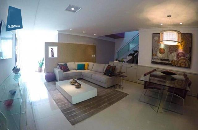 Casa à venda, 205 m² ou 213 m², 3 ou 4 Suítes, 3 vagas, Sapiranga, Fortaleza. - Foto 8