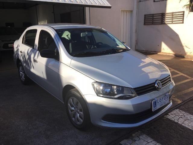 Vw - Volkswagen Voyage 1.6 Trendline 50 mil km!!!