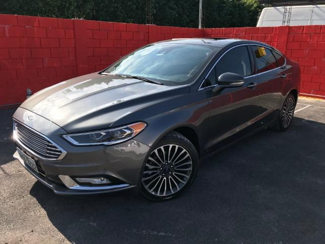 Ford Fusion Awd 2017 - Foto 4