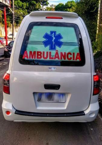 Ambulância Simples Remoção - Foto 4