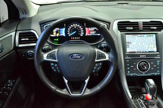 Ford Fusion 2.0 GTDi Titanium Teto solar revisado estado excelente!! - Foto 20