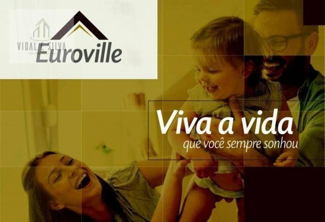 Condomínio euroville, terrenos, lotes residenciais, 160m² à 365m² - centro - ananindeua/pa - Foto 4