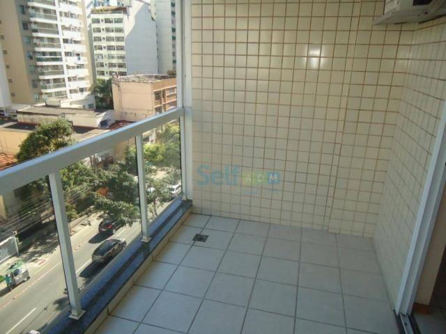 Apartamento com 1 quarto para alugar, 47 m² - icaraí - niterói/rj - Foto 13