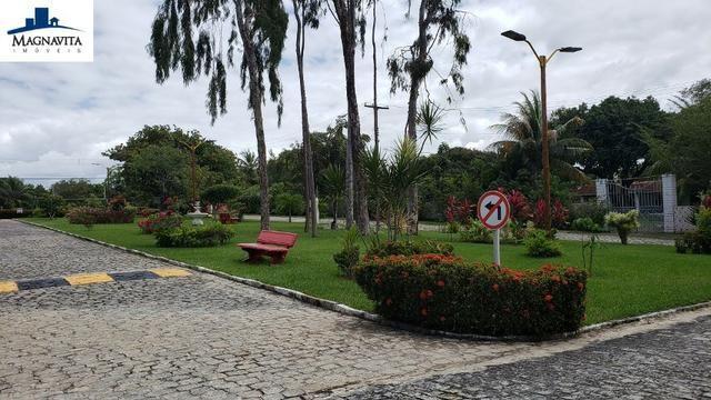Terreno 900m². Nascente. Plano. Condomínio Jardim Santo Antônio. Estrada do Coco - Foto 4