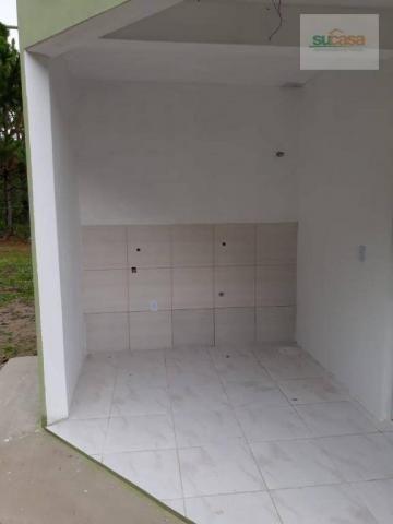 Casa com 1 dormitório à venda, 80 m² por r$ 190.000 - recanto de portugal - pelotas/rs - Foto 7