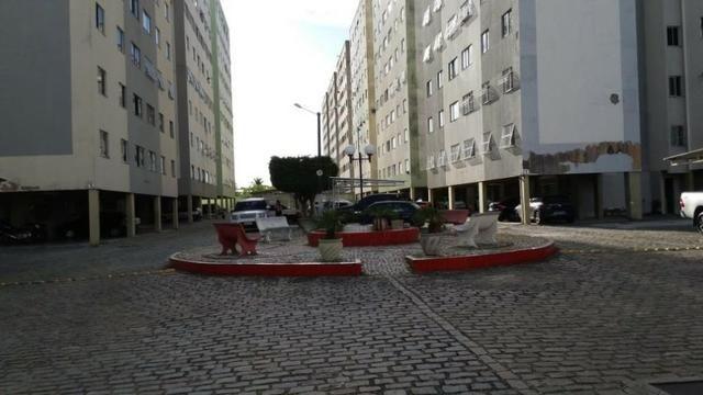 AP1207 Condomínio Maxion, apartamento na Parangaba, 3 quartos, 1 vaga, área de lazer - Foto 13