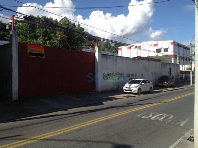 Terreno para alugar, 1200 m² - Barreto - Niterói/RJ - Foto 2
