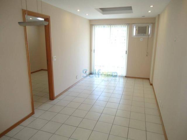 Apartamento com 1 quarto para alugar, 47 m² - icaraí - niterói/rj - Foto 15