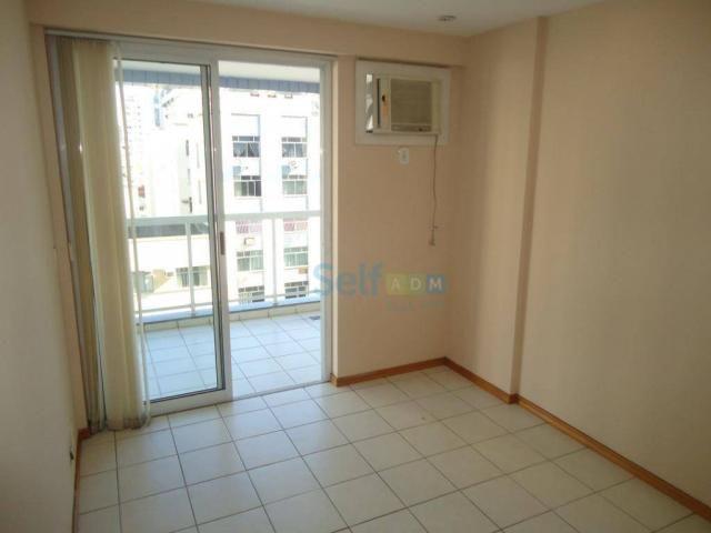 Apartamento com 1 quarto para alugar, 47 m² - icaraí - niterói/rj - Foto 4