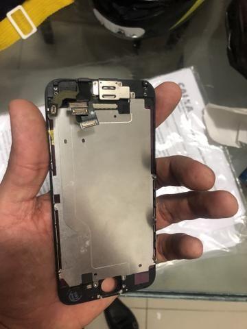 Tela original touch completa phone 6s black
