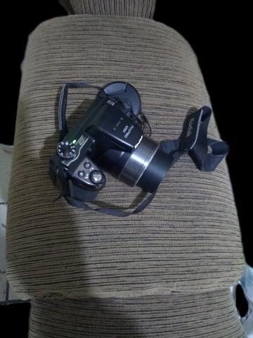 Câmera fotográfica Kodak Az 501. / Modo Pet / 180° Panorâmica / 50 X Zoom Óptico - Foto 5