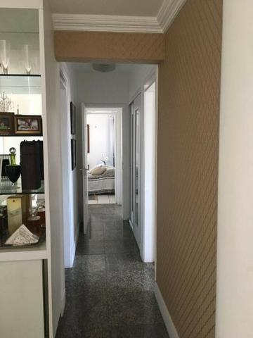 AP1037 Edifício Iran Rabelo, apartamento na Varjota, 3 suítes, 2 vagas, projetado - Foto 3