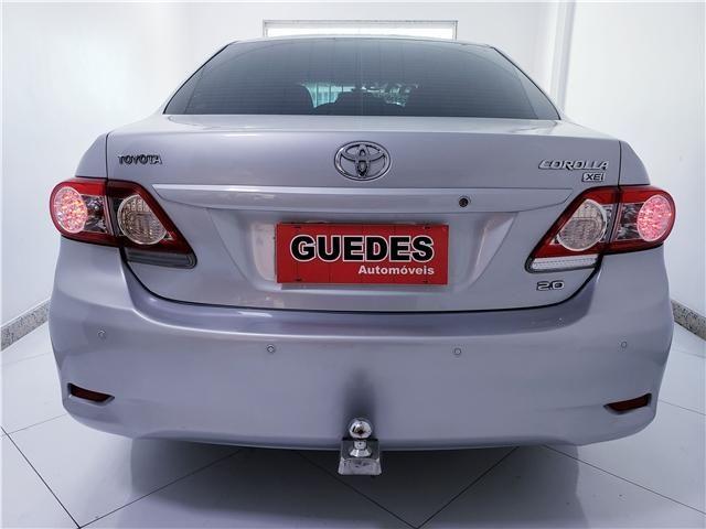Toyota Corolla XEI Automático 2013. GNV 5° Geração - Foto 8
