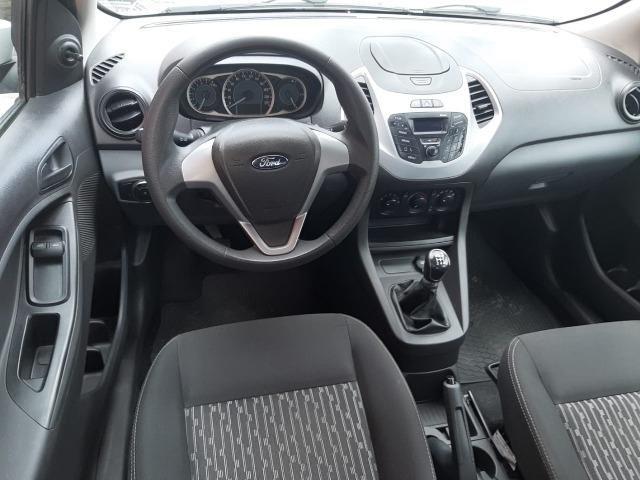 Ford ka SE 1.0 2016/2017 Com IPVA 2020 + Transferência Grátis! - Foto 5