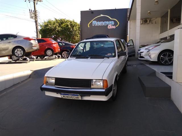 CHEVETTE 1984/1984 1.6 HATCH 8V GASOLINA 2P MANUAL
