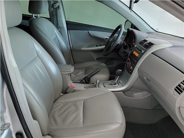 Toyota Corolla XEI Automático 2013. GNV 5° Geração - Foto 13