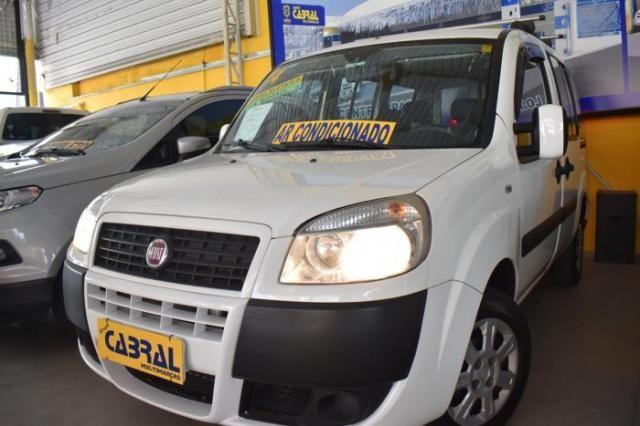 Fiat doblÒ 2014 1.8 mpi essence 16v flex 4p manual