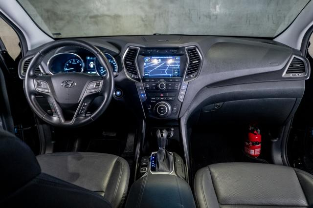 SANTA FÉ 2016/2016 3.3 MPFI 4X4 7 LUGARES V6 270CV GASOLINA 4P AUTOMÁTICO - Foto 10