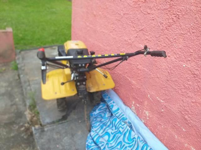 Motocultivador(tobata) vendo ou troco - Foto 3