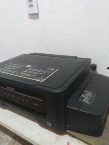Prensa Térmica pra Sublimação 40x40 8x1, e uma impressora Epson pra tinta sublimática