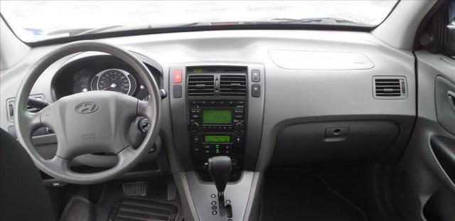 HYUNDAI TUCSON 2.0 MPFI GL 16V 142CV 2WD GASOLINA 4P MANUAL - Foto 8