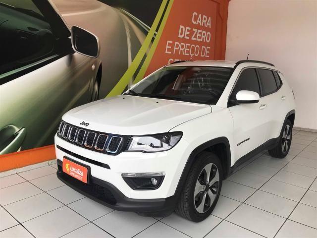 COMPASS 2018/2018 2.0 16V FLEX LONGITUDE AUTOMÁTICO - Foto 2