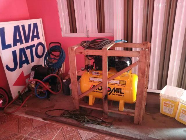 Vendo bomba de lava jato - Foto 5