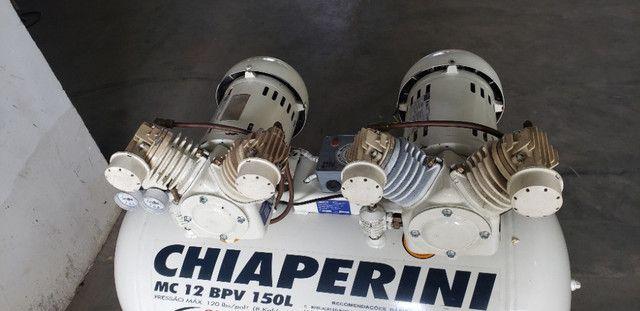 Compressor odontologico chiaperini - Foto 2