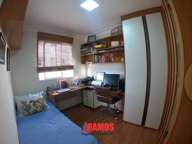 Lindo apartamento de 2 quartos+ varanda a 4 minutos da avenida central de laranjeiras!! - Foto 9