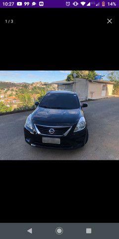 Nissan Versa GNV