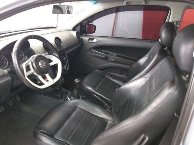 Vw Saveiro Cross Gnv troco carro ou moto maior ou menor valor e financi - Foto 3