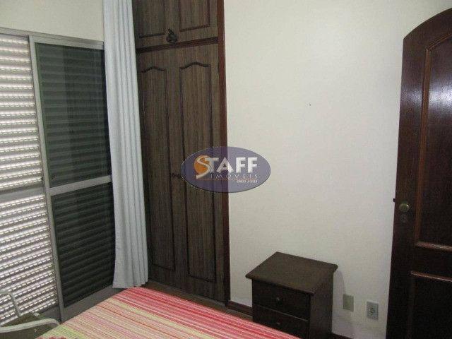 AZ-Apartamento com 3 quartos, 93 m², aluguel por R$ 2.800/mês-Centro-Cabo frio/RJ(AP0651) - Foto 9