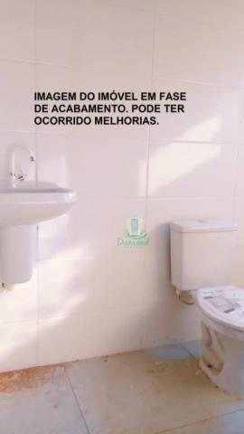 Apartamento com 1 dormitório para alugar, 34 m² por R$ 1.300/mês na Vila Portes em Foz do  - Foto 9