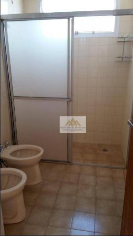 Apartamento com 2 dormitórios para alugar, 75 m² por R$ 1.050/mês - Centro - Ribeirão Pret - Foto 11
