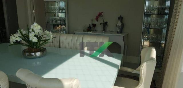 Apartamento com 4 dormitórios à venda, 210 m² por R$ 5.200.000,00 - Centro - Balneário Cam - Foto 7