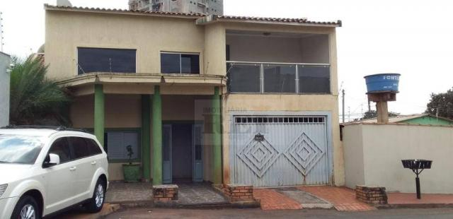 Sobrado com 2 dormitórios para alugar, 200 m² por R$ 2.450/mês - Jardim Presidente - Rio V