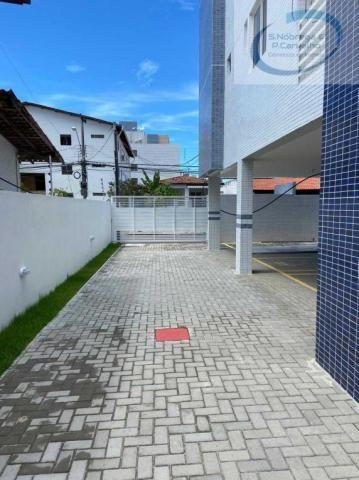 Cobertura no Jardim Cidade Universitária, 122m² ,Nasc/Sul,04Qtos,02Sts - Foto 17