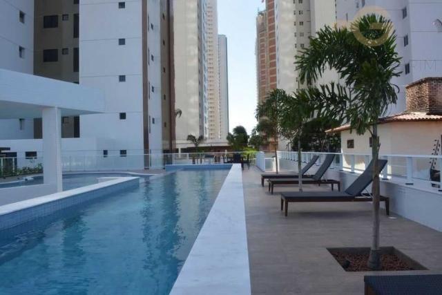 Apartamento à venda com 4 dormitórios em Altiplano cabo branco, João pessoa cod:13630 - Foto 3
